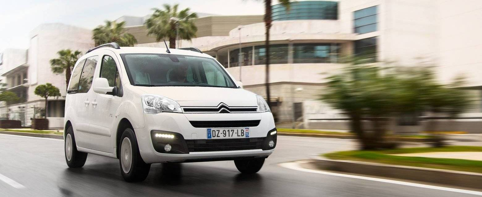 Citroën E-Berlingo Multispace springt über alle Grenzen