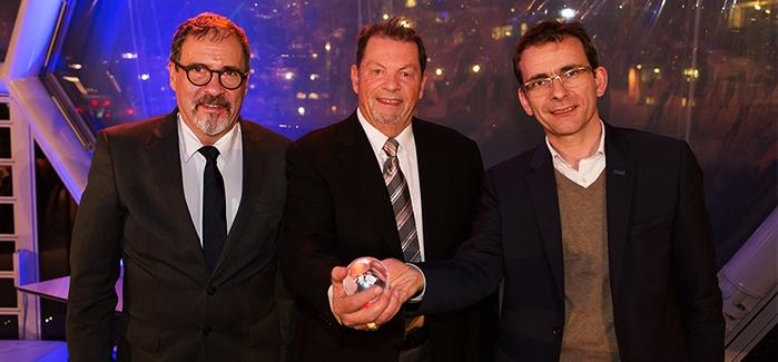 Iveco wurde für die Entwicklung von Erdgasfahrzeugen belohnt