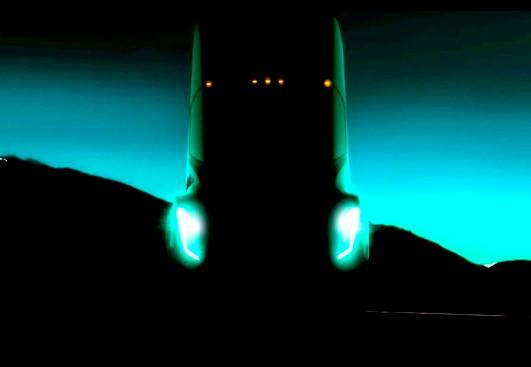 Tesla zeigt ersten Teaser des spektakulären Tesla-Trucks