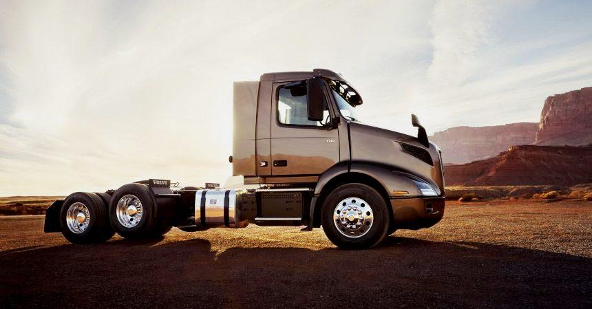 Volvo VNR für den US-Markt