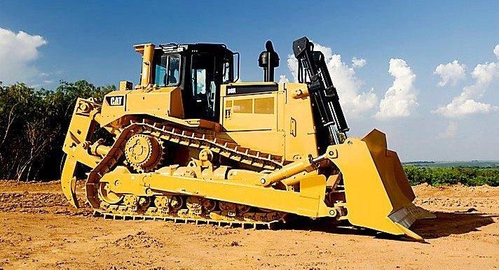 Cat D8R: Mehr Arbeit in kürzeren Fristen