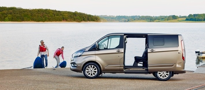 Neuer Ford Tourneo Custom: Perfekt für Business, sowie Freizeit