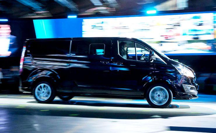 Ford LCV feiern das 100. Jubiläum!