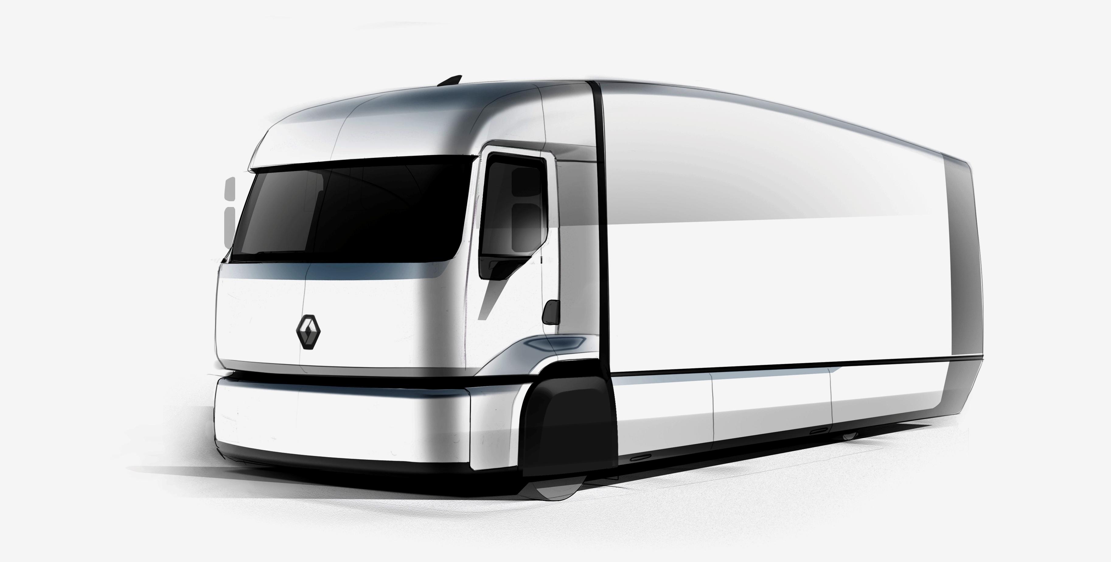 Neues Laboratorium auf Rädern von Renault Trucks