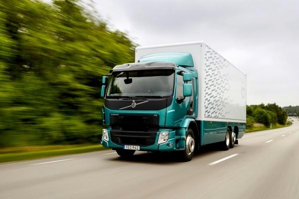 Volvo Trucks aktualisiert die FE-Serie