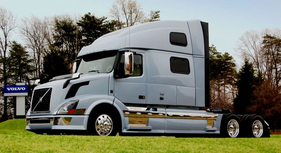Volvo VNR und VNL werden mehr autonom
