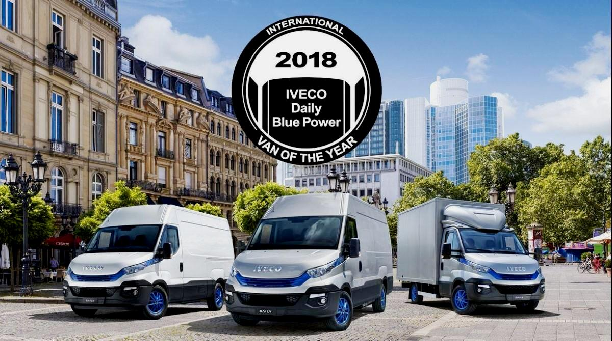 International Van of the Year 2018: mehr über Gewinner