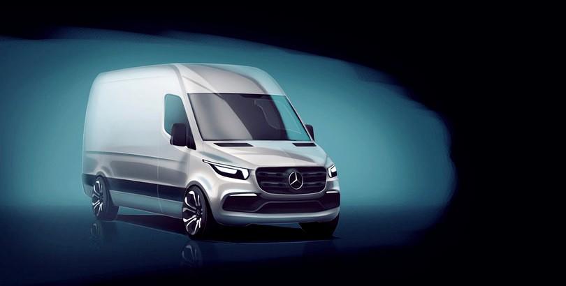 Mercedes-Benz liefert neuen intelligenten Sprinter
