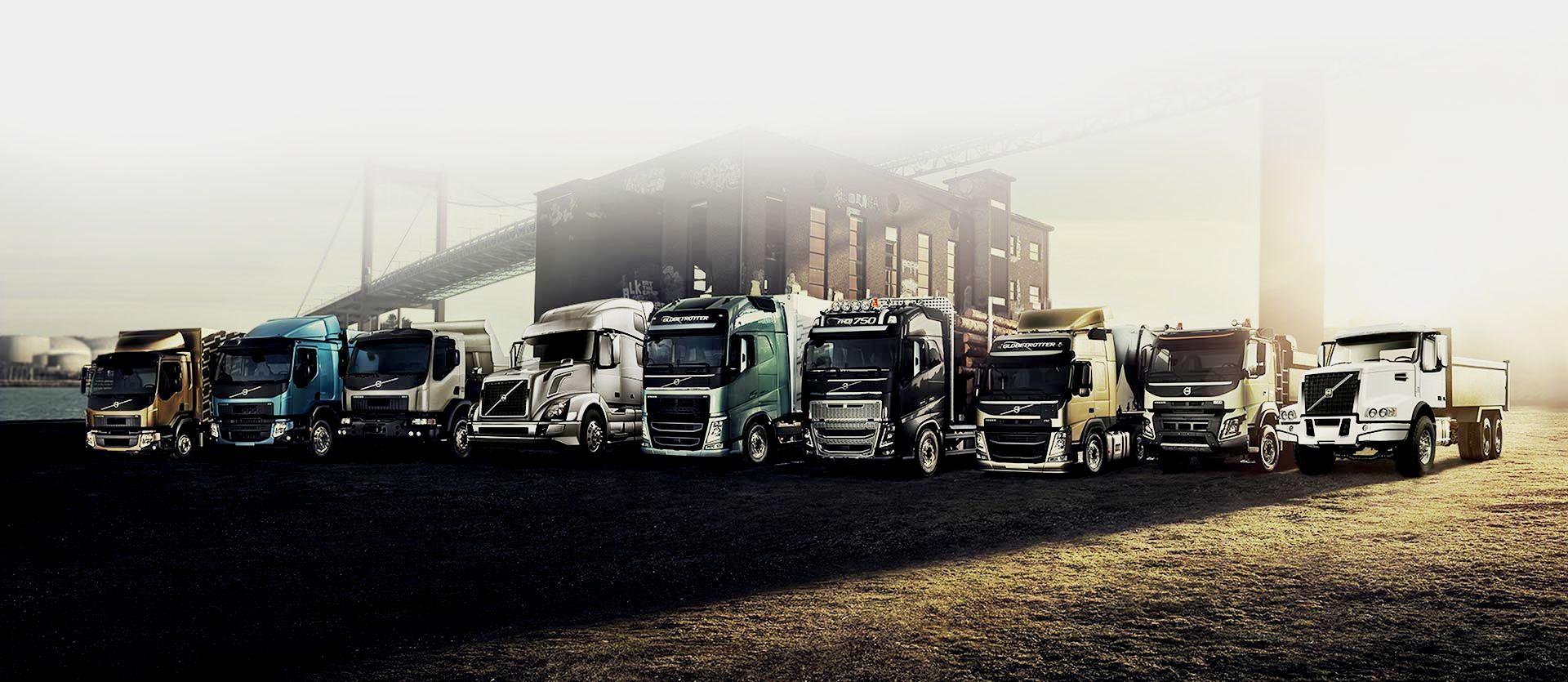 Volvo Trucks zelebriert das 90ste Jubiläum