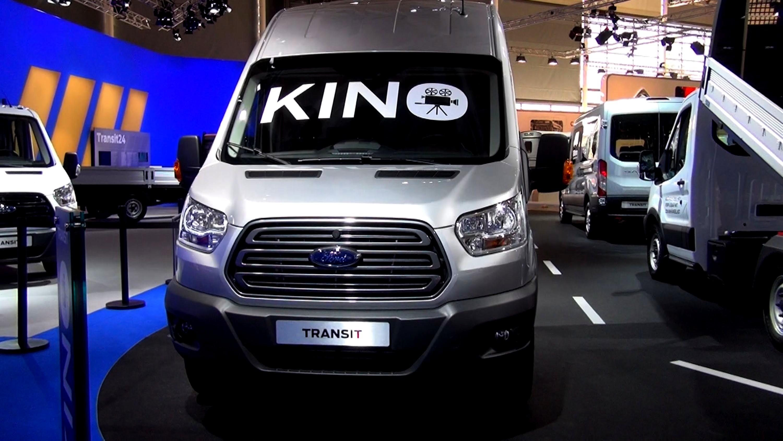 Ford Transit für Kinoindustrie