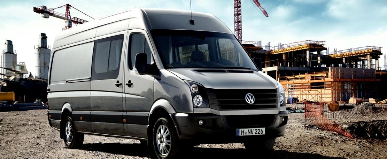 Volkswagen Crafter erhält unbegrenzte Kilometergarantie