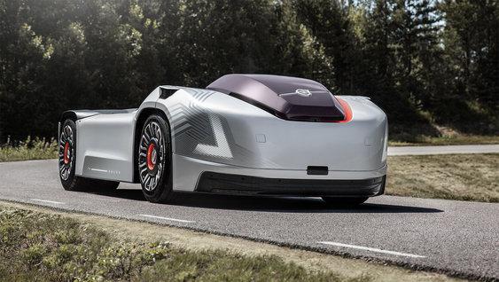 Volvo Vera: Autonom und ohne Cockpit