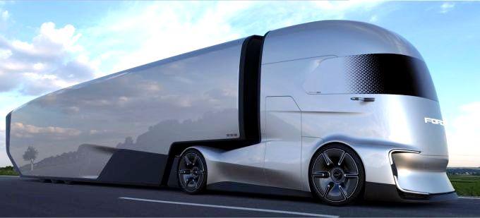 Ford F-Vision kommt in Hannover