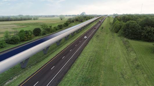 Elon Musk veröffentlicht das Einsatzdatum des Hyperloop