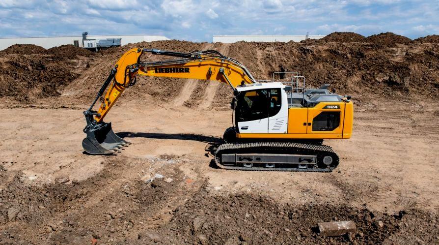 2019 für Liebherr: Sechs Kettenbagger der Generation 8 kommen auf den Baumaschinenmarkt