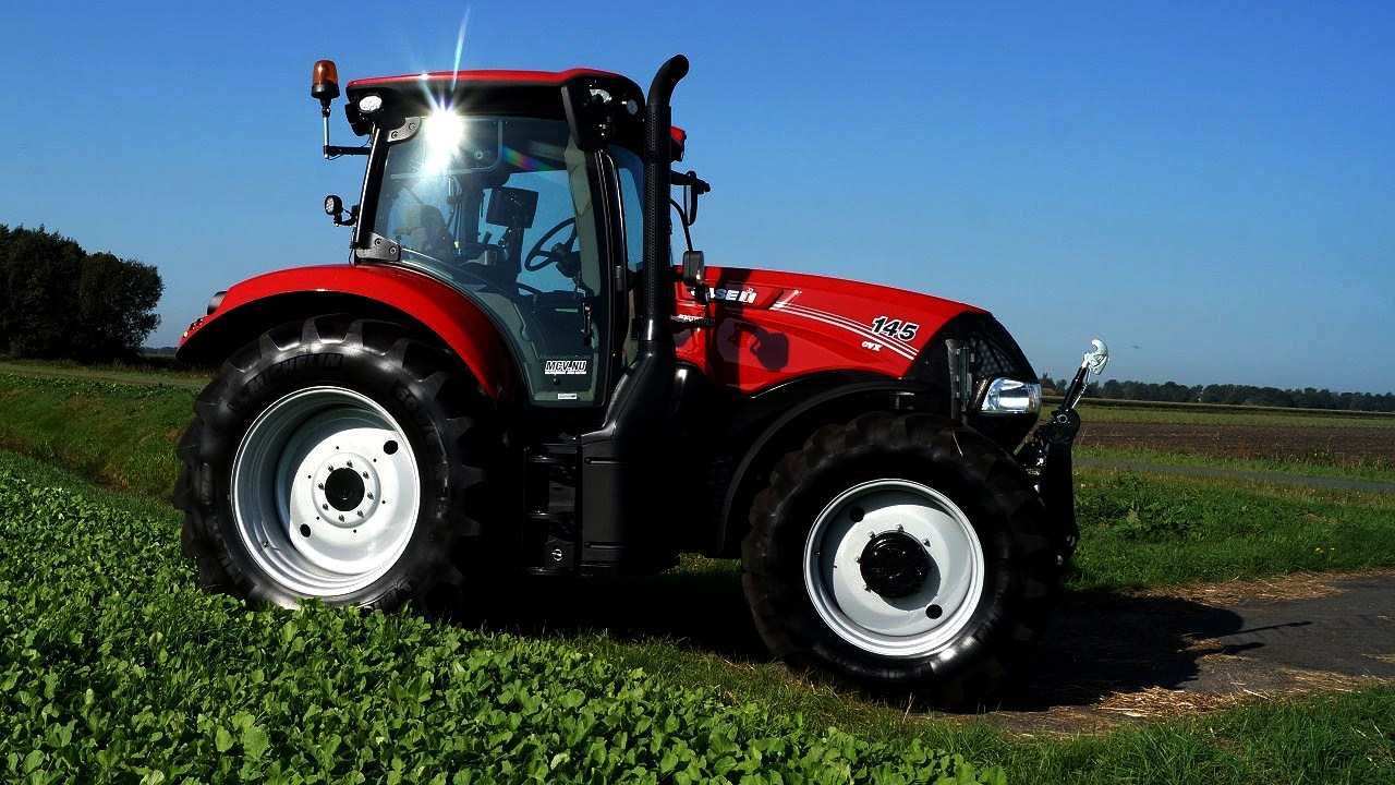 Tractor of the Year 2019 auf der EIMA in Bologna