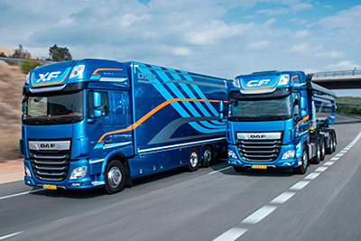 """DAF LF ist """"Truck of the Year 2018"""""""
