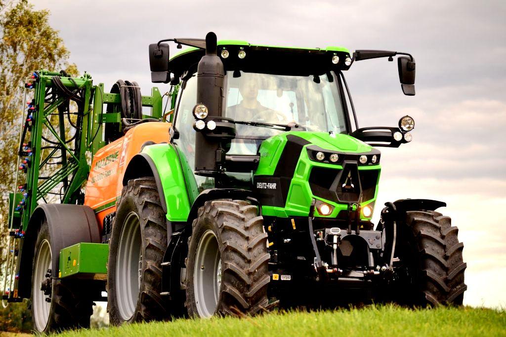 Deutz-Fahr präsentierte die neue Serie der Kompakttraktoren