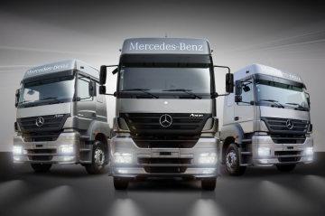 Fünf Gründe Mercedes Axor zu kaufen