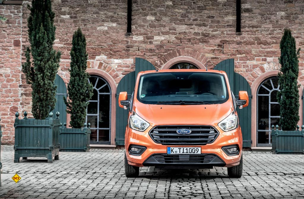 Ford zeigte Transit Custom Nugget in Brüssel