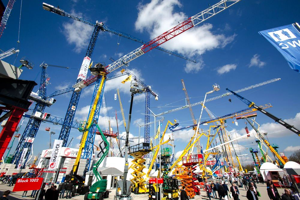 Best of Bauma: Digitalisierung der Branche