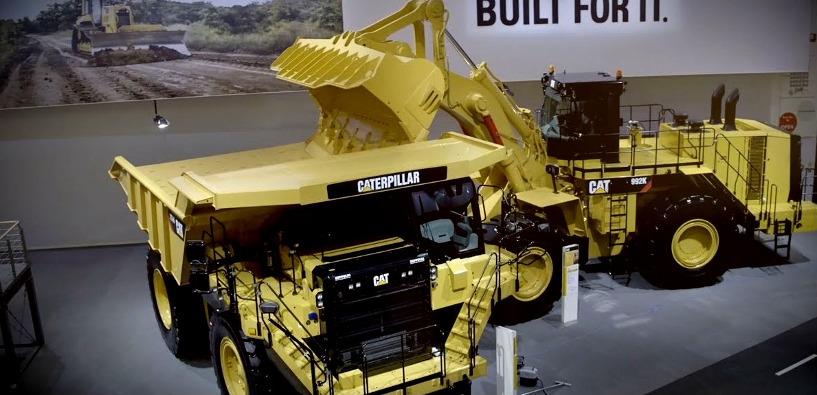 Best of Bauma: Caterpillar