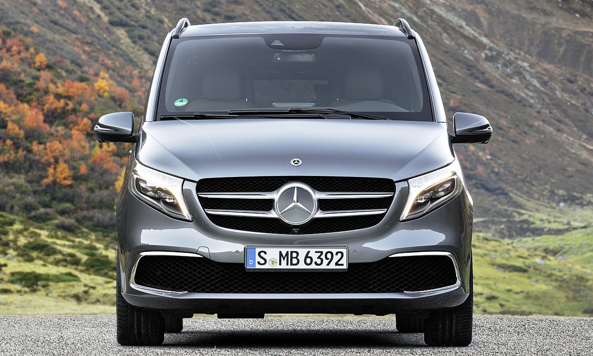Mercedes-Benz Vito 2019: neue Motoren und Technologien