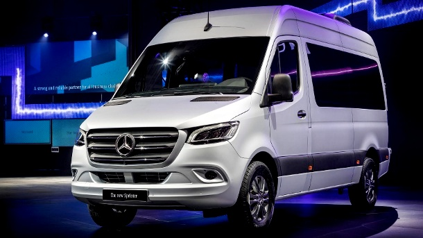 Mercedes erweitert das Ready-to-Work-Program